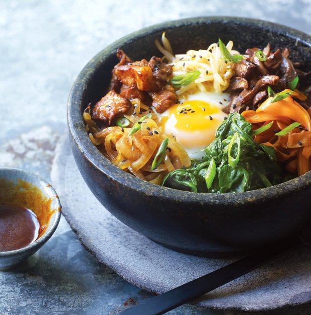 Hvězda korejské kuchyně: Bibimbap  Foto: