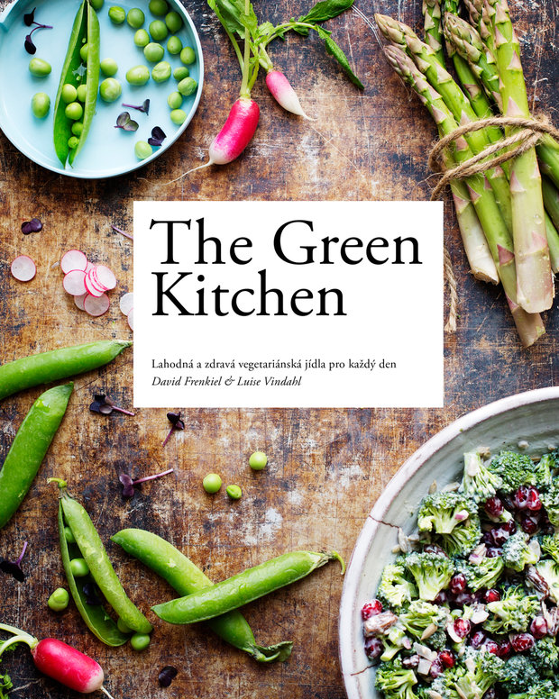 kuchařka The Green Kitchen Foto: