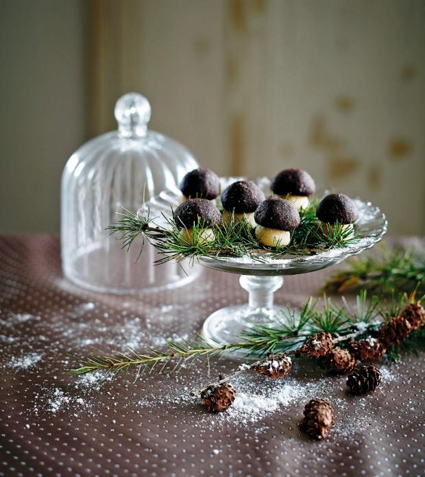 Mandlové hříbečky  Foto: Gurmet