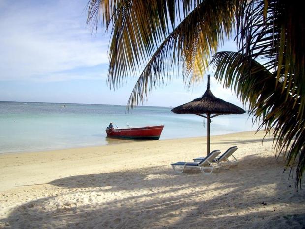 Loď na Mauriciu Foto: facebook