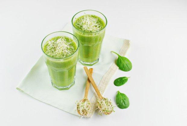 zelené smoothie Foto: