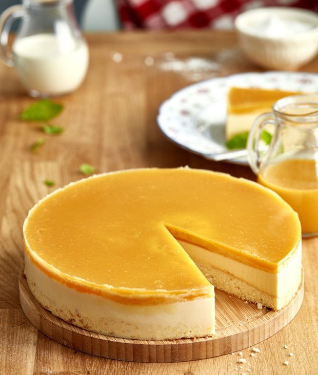 Mangový dort  Foto: