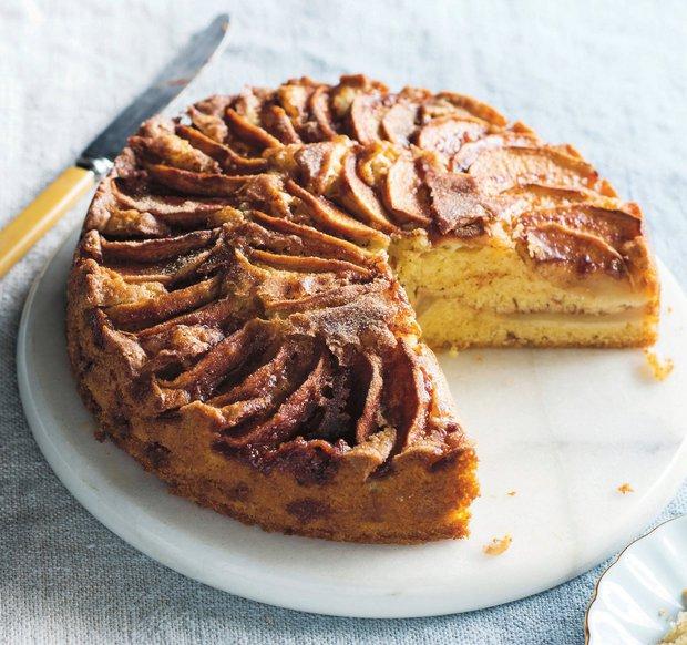 Dánský jablečný koláč  Foto:
