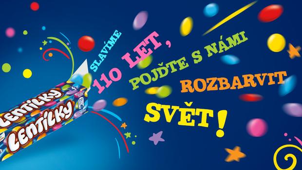 Lentilky slaví narozeniny! 3 Foto: