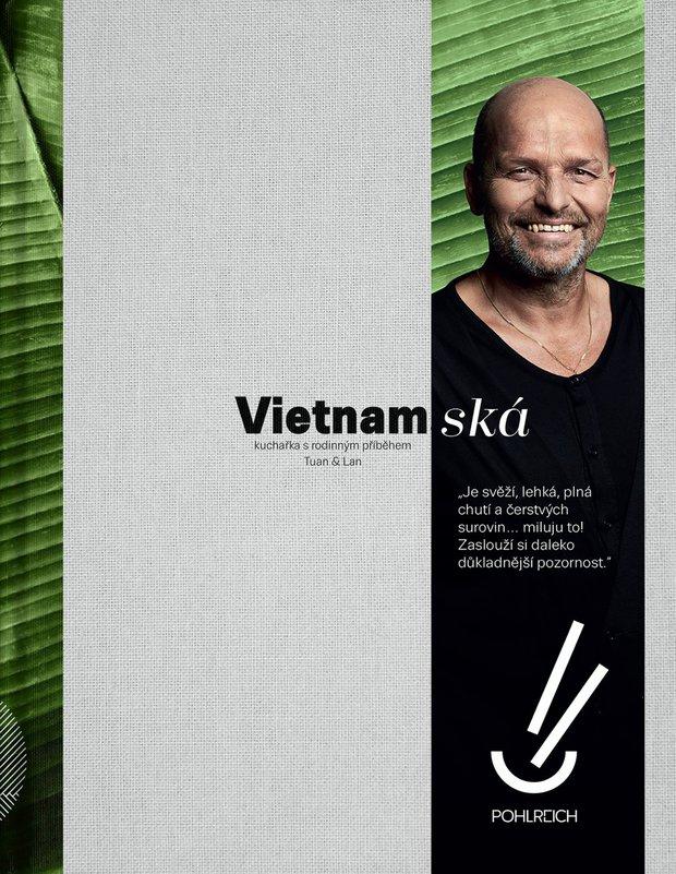 Vietnamská kuchařka s rodinným příběhem Foto: