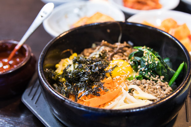 Korejská kuchyně 4 Foto: