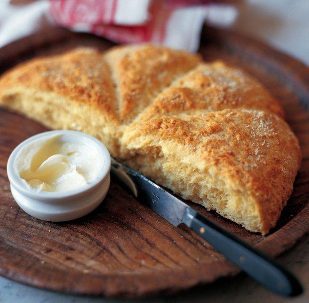 Chléb s parmazánem a kypřicím práškem do pečiva  Foto: