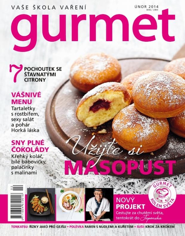 Gurmet - únor 2014