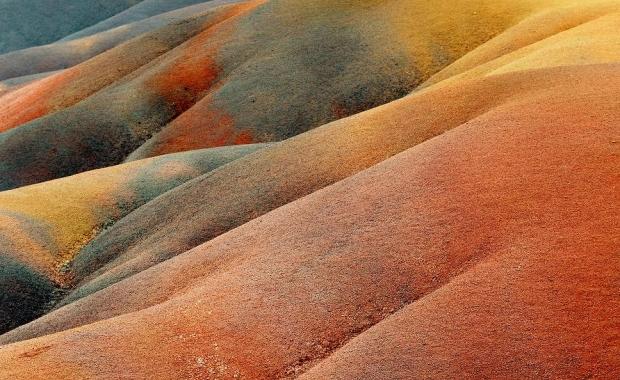 Magický přírodní jev Chamarel Foto: Isifa