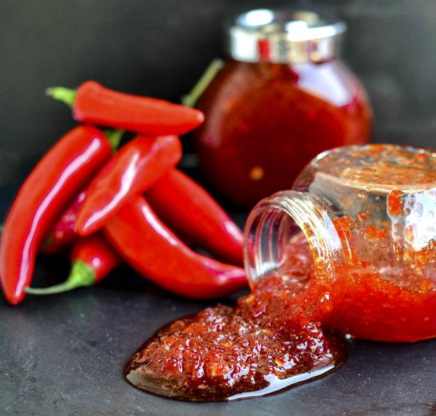 Zpracování chilli - pyré z chilli Foto: Thinkstock