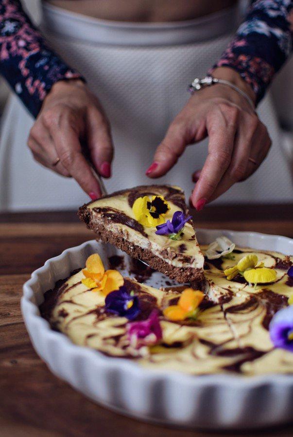 Cheesecake Brownies 2 Foto: