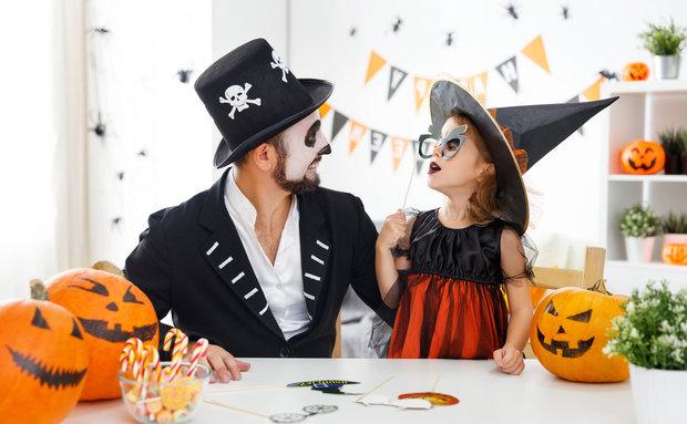 Halloween může být zábava pro celou rodinu. Foto:
