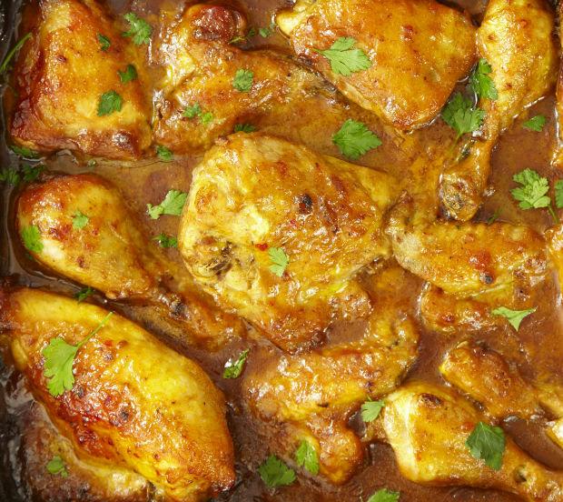 Indické máslové kuře  Foto: isifa.com