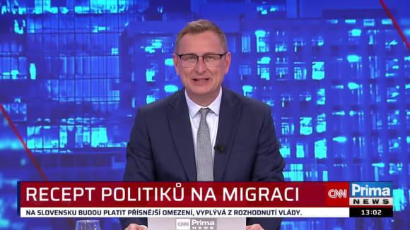 Zprávy 23.9.2021 13:00