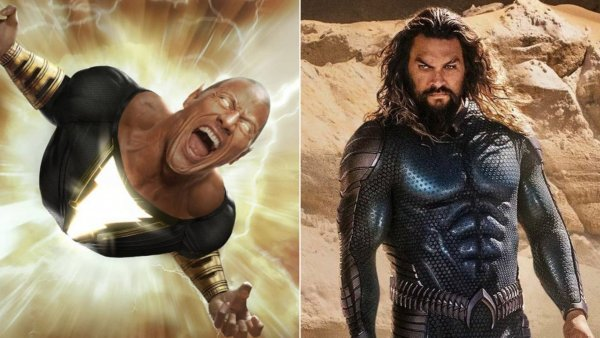 Prohlédněte si konkurenci Marvelu. Aquaman2, Black Adam sRockem neboFlash mají první upoutávky