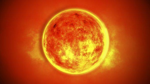 Proč jepovrch Slunce výrazně chladnější nežjeho vyšší vrstvy, které zřejmě mají přesmilion stupňů?